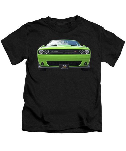 Challenger Scat Pack Kids T-Shirt