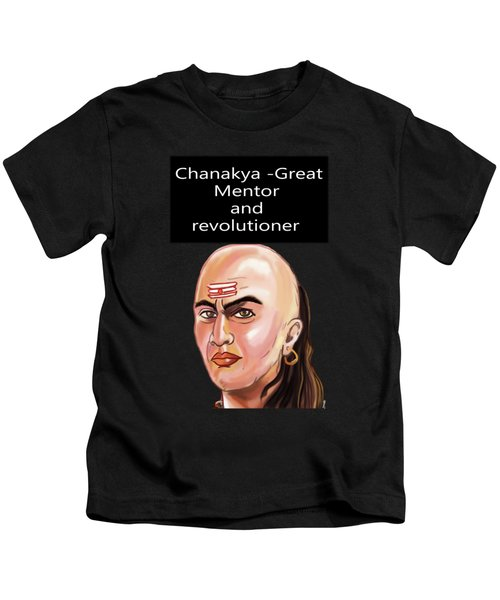 Chanakya The Great Kids T-Shirt