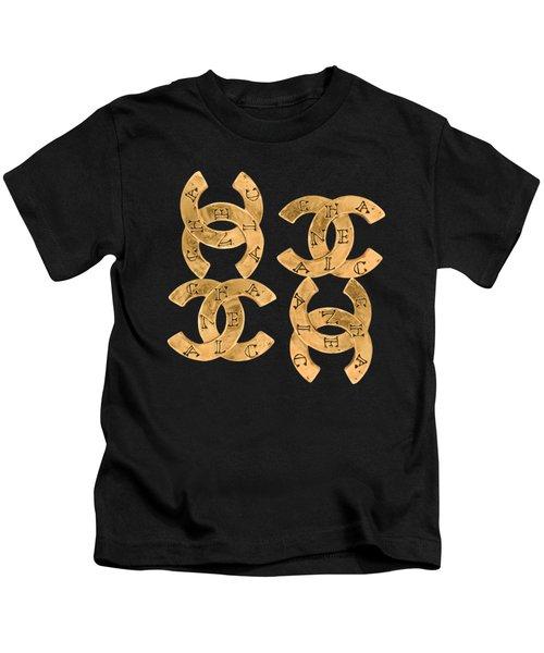 Chanel Jewelry-18 Kids T-Shirt
