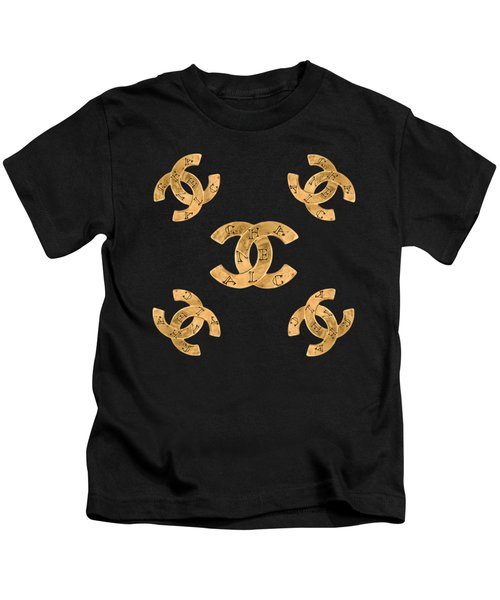 Chanel Jewelry-19 Kids T-Shirt