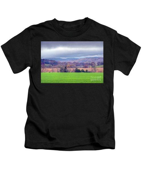 Changing Seasons Kids T-Shirt