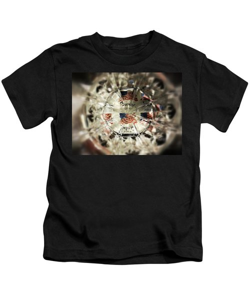Chaotic Freedom Kids T-Shirt