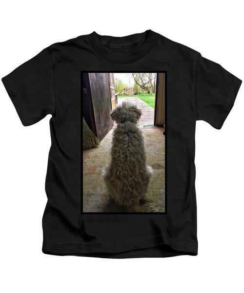 Charlie Dog Kids T-Shirt