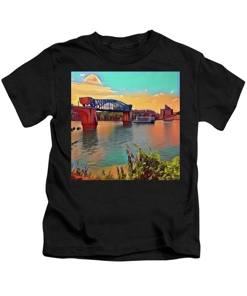 Chatta Choo Choo Kids T-Shirt