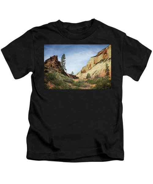 Checkerboard Mesa Kids T-Shirt