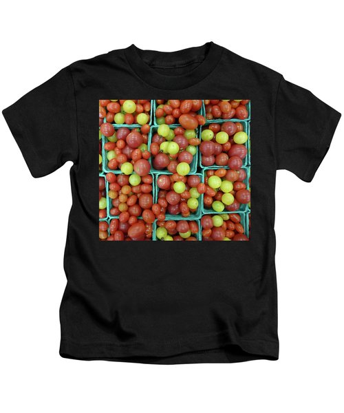 Cheery Cherry T's Kids T-Shirt