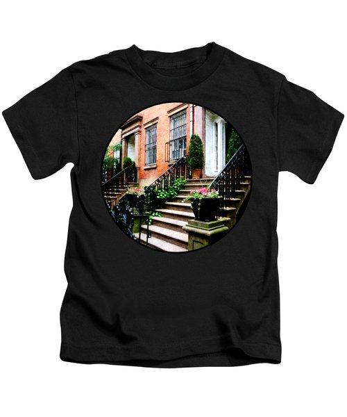 Chelsea Brownstone Kids T-Shirt