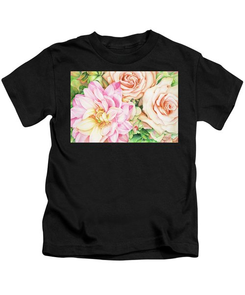 Chelsea's Bouquet Kids T-Shirt