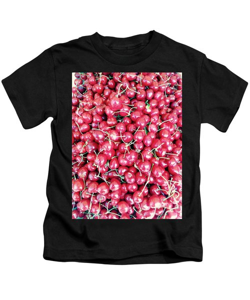 Cherries Kids T-Shirt