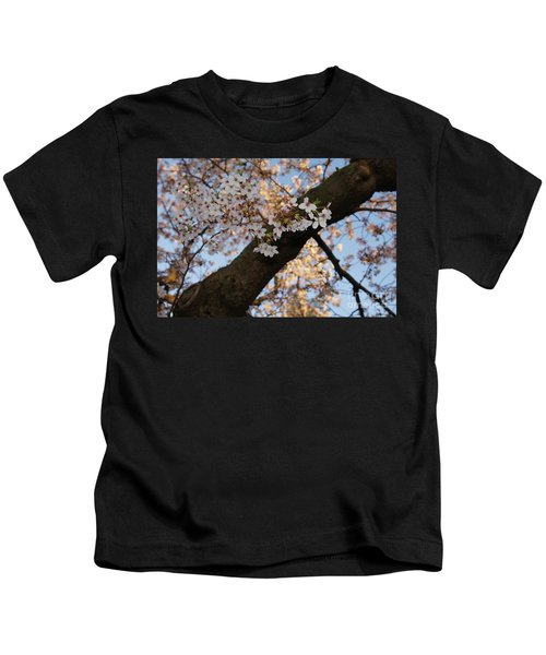 Cherry Blossoms Kids T-Shirt