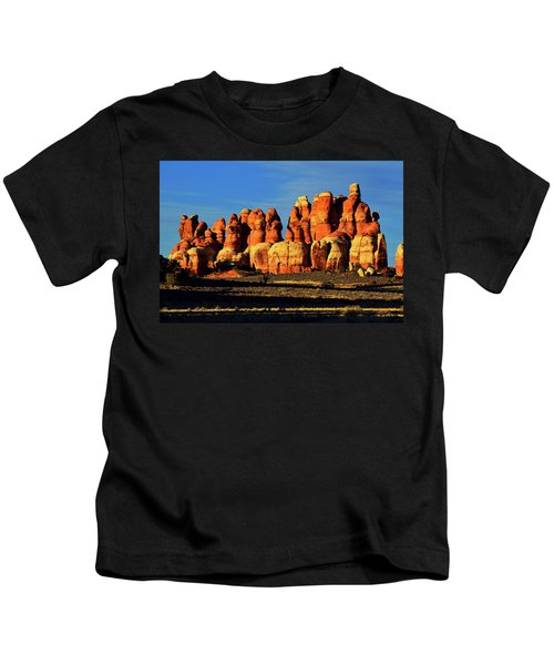 Chesler Park Sandstone Towers Kids T-Shirt
