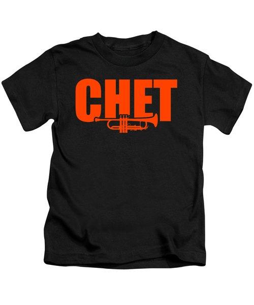 Chet Kids T-Shirt