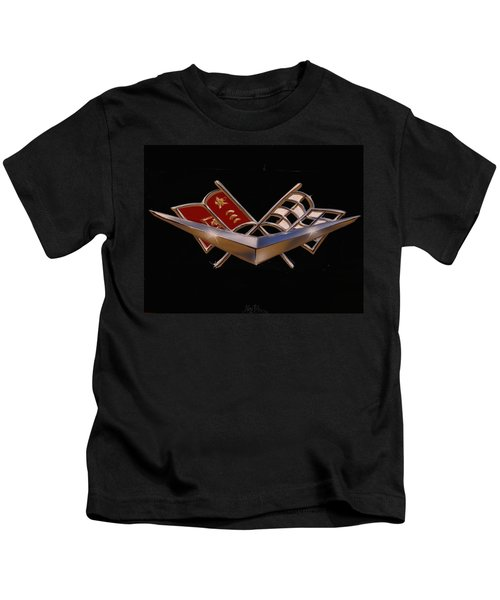 Chevy Flags  Kids T-Shirt