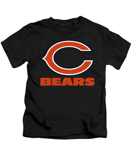 Chicago Bears Translucent Steel Kids T-Shirt