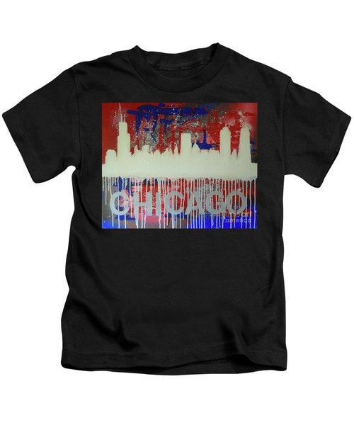 Chicago Drip Kids T-Shirt