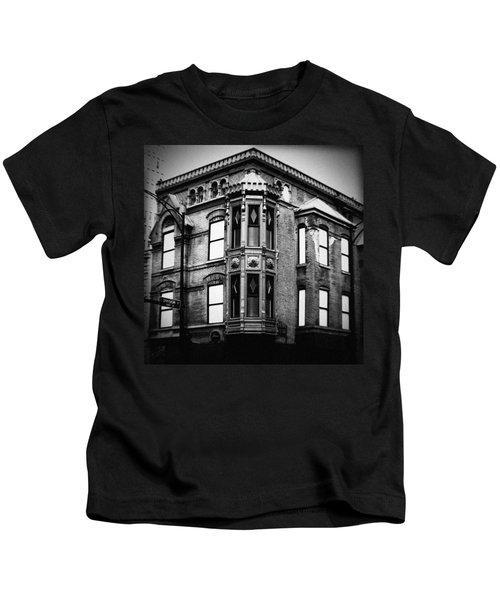 Chicago Historic Corner Kids T-Shirt