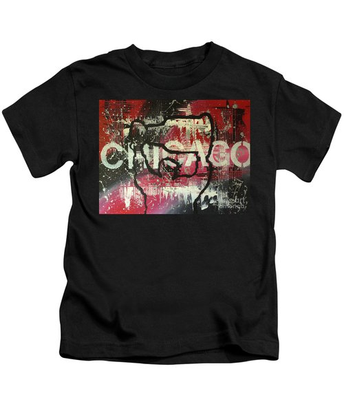 Chicago's Cup Kids T-Shirt