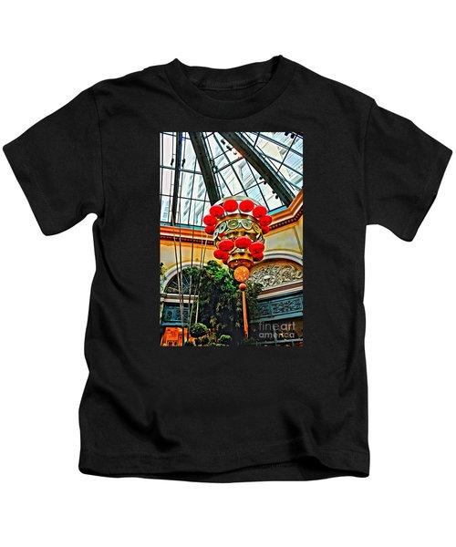 Chinese Lantern Kids T-Shirt