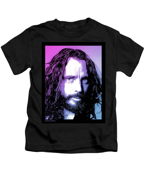 Chris Cornell Tribute Kids T-Shirt