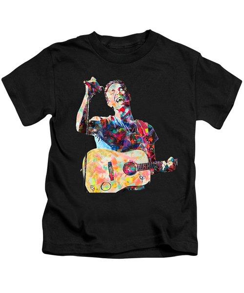 Chris Martin Kids T-Shirt