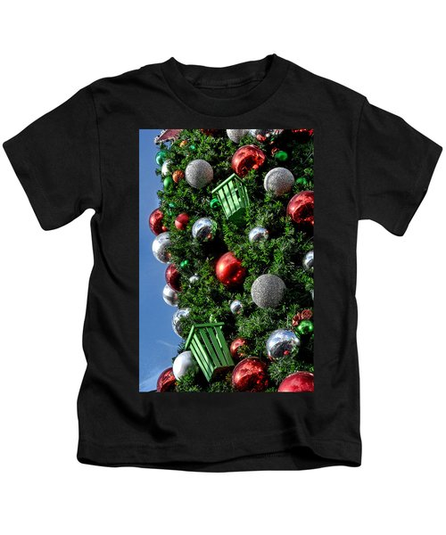 Christmas Balls Kids T-Shirt