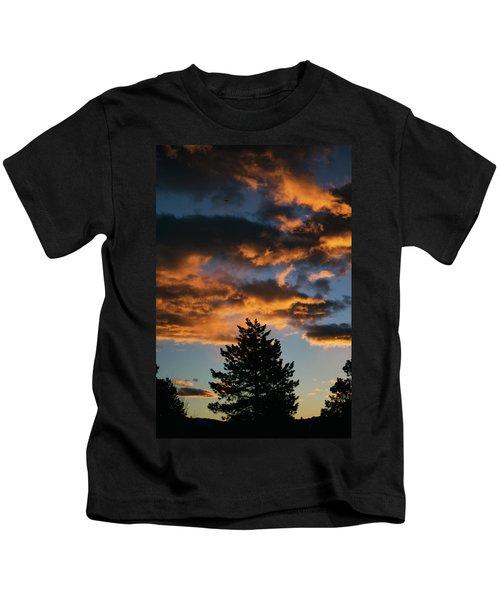 Christmas Eve Sunrise 2016 Kids T-Shirt