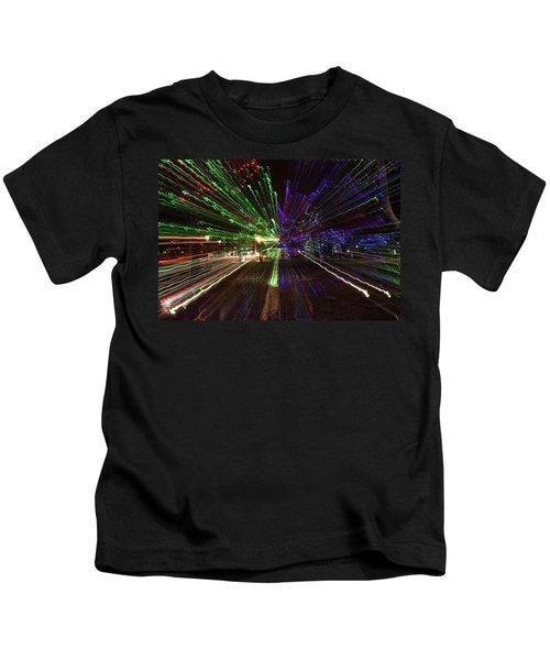 Christmas Exploding Kids T-Shirt