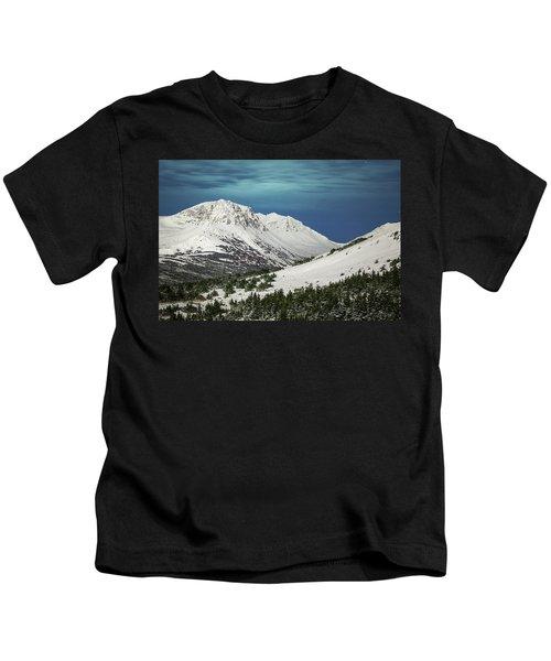 Chugach Night Kids T-Shirt