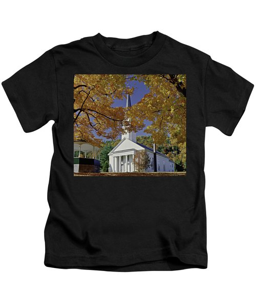 Church, Sharon Vermont Kids T-Shirt