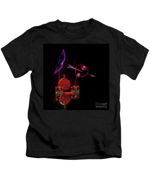 Cinnamon Hearts Kids T-Shirt