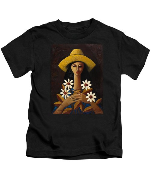 Cinco Margaritas Kids T-Shirt