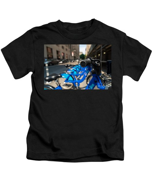 Citibike Handle Manhattan Color Kids T-Shirt