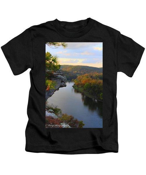 City Rock Bluff Kids T-Shirt