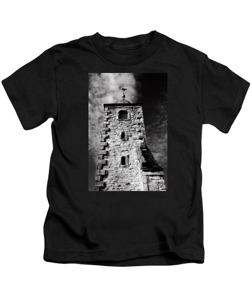 Clackmannan Tollbooth Tower Kids T-Shirt