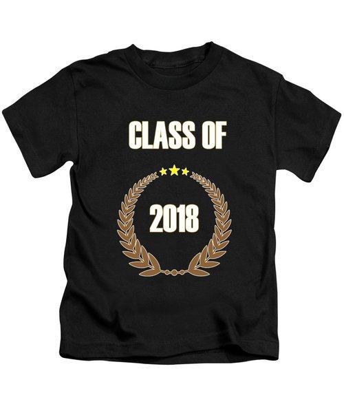 Class Of 2018 Kids T-Shirt