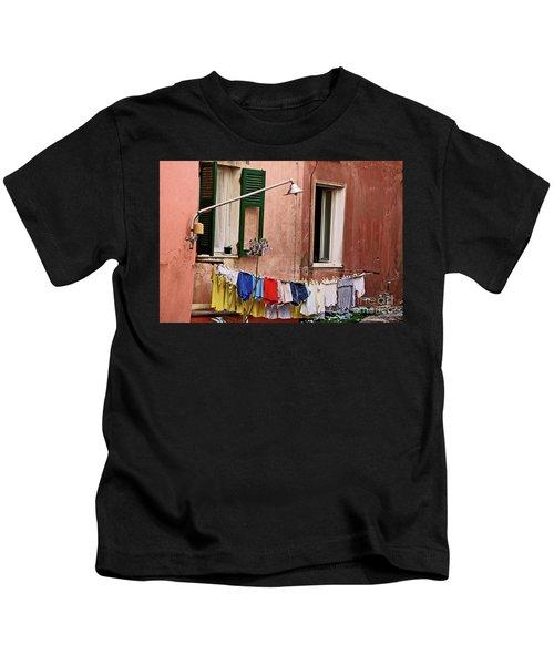 Classic Hand Washing  Kids T-Shirt