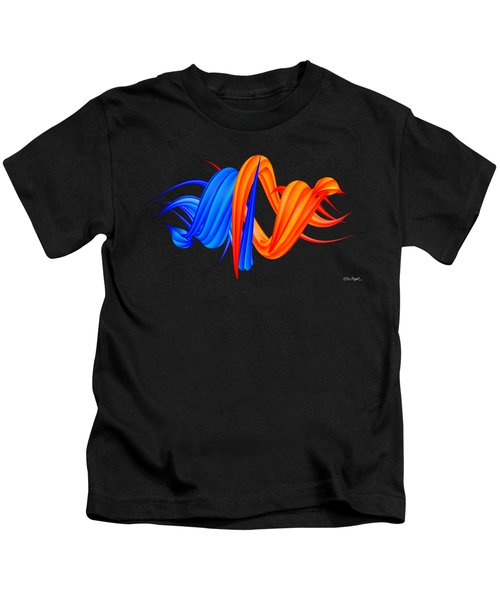 Claw Whirl Kids T-Shirt