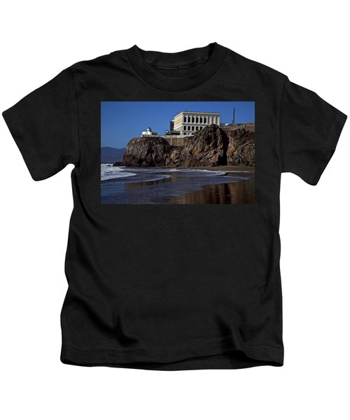 Cliff House San Francisco Kids T-Shirt