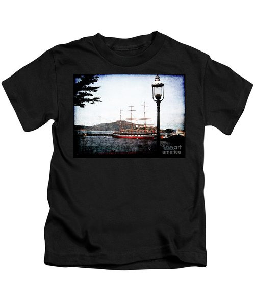 Clipper Ship Kids T-Shirt