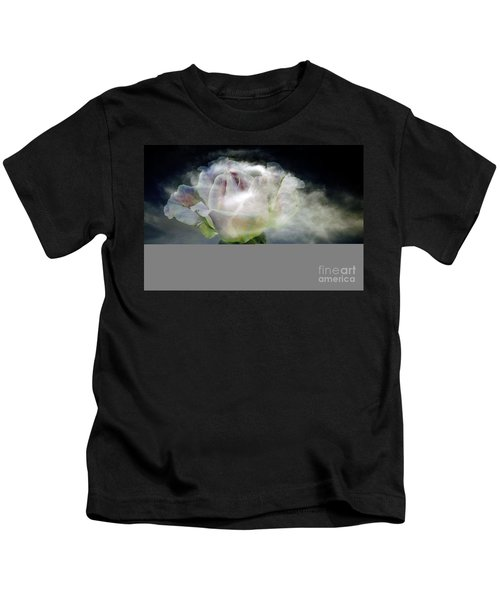 Cloud Rose Kids T-Shirt