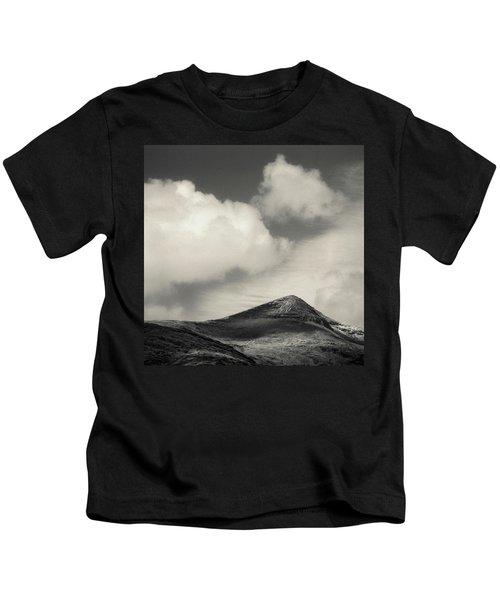 Clouds Over Ben More Kids T-Shirt
