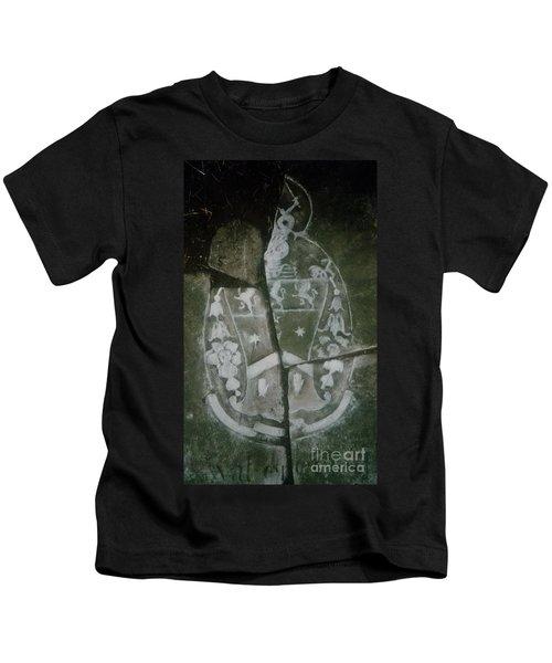 Coat Of Arms Kids T-Shirt