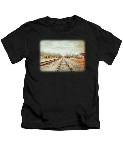 Col. Larmore's Link Kids T-Shirt by Anita Faye