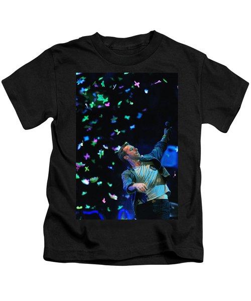 Coldplay1 Kids T-Shirt