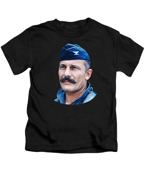 Colonel Robin Olds  Kids T-Shirt