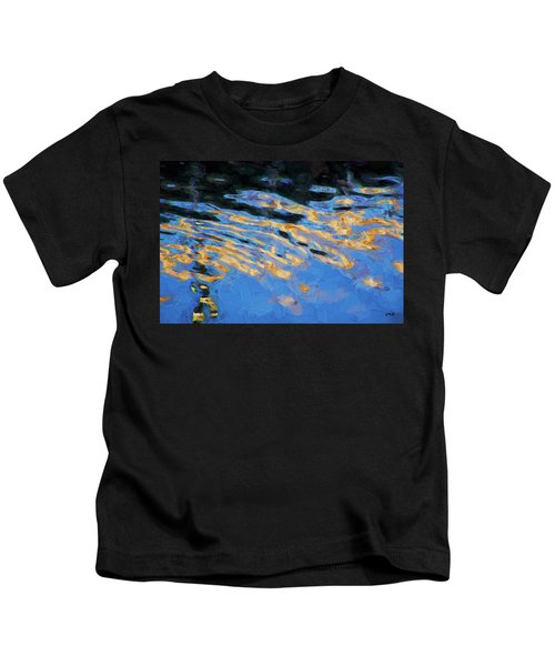 Color Abstraction Lxiv Kids T-Shirt