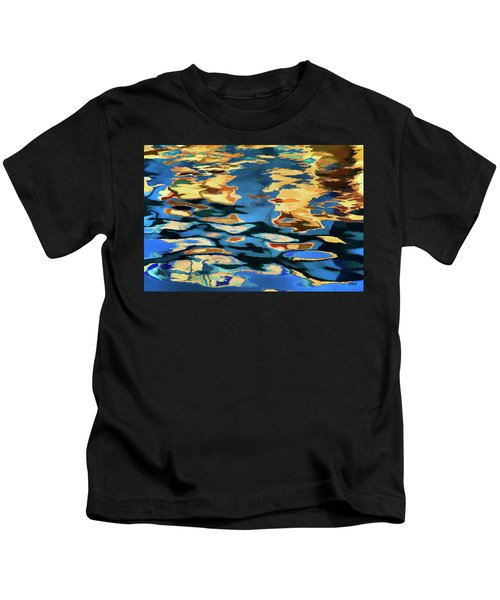 Color Abstraction Lxix Kids T-Shirt