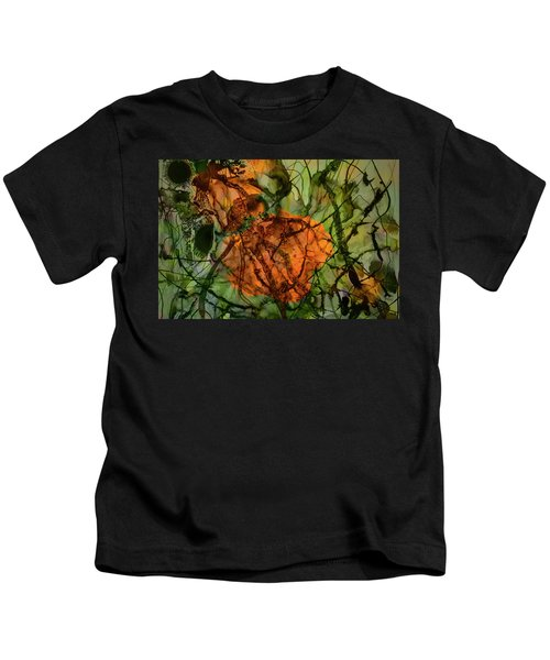Color Abstraction Xx Kids T-Shirt