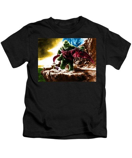 Color King Kong Kids T-Shirt