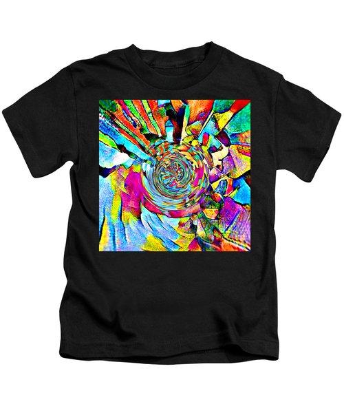 Color Lives Here Kids T-Shirt